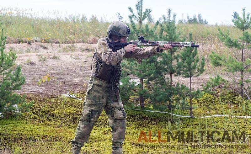 Тактические штаны BSU Tactical Performance