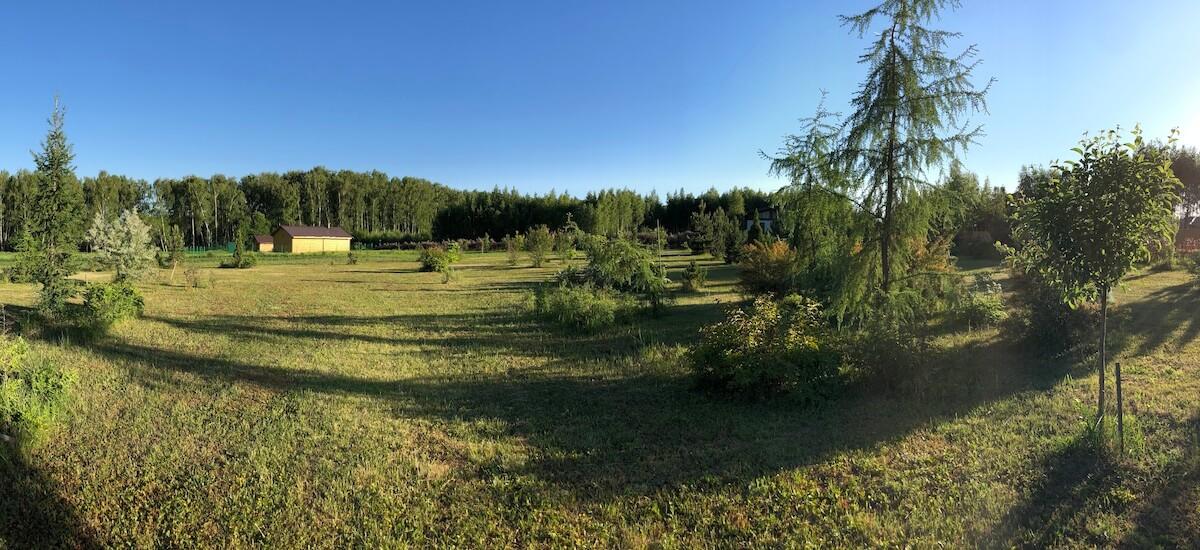 Садоводство в Заокском районе