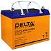 Аккумуляторные батареи источника бесперебойного питания DELTA DTM L на 33Ah