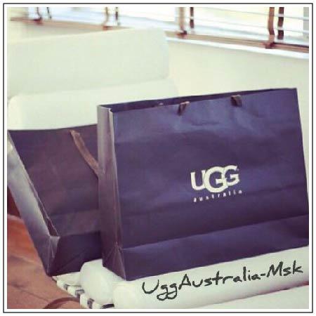 Летние ботинки UGG