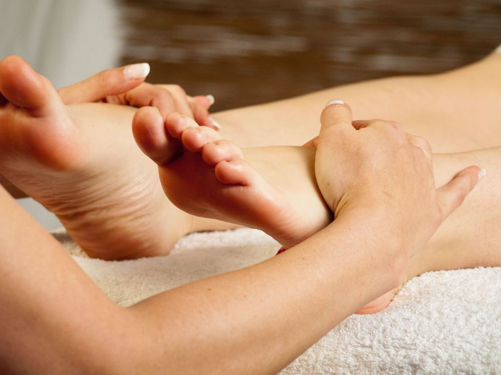 Массаж и гимнастика для ног при сахарном диабете