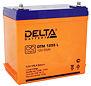 Аккумуляторные батареи источника бесперебойного питания DELTA DTM L на 55Ah
