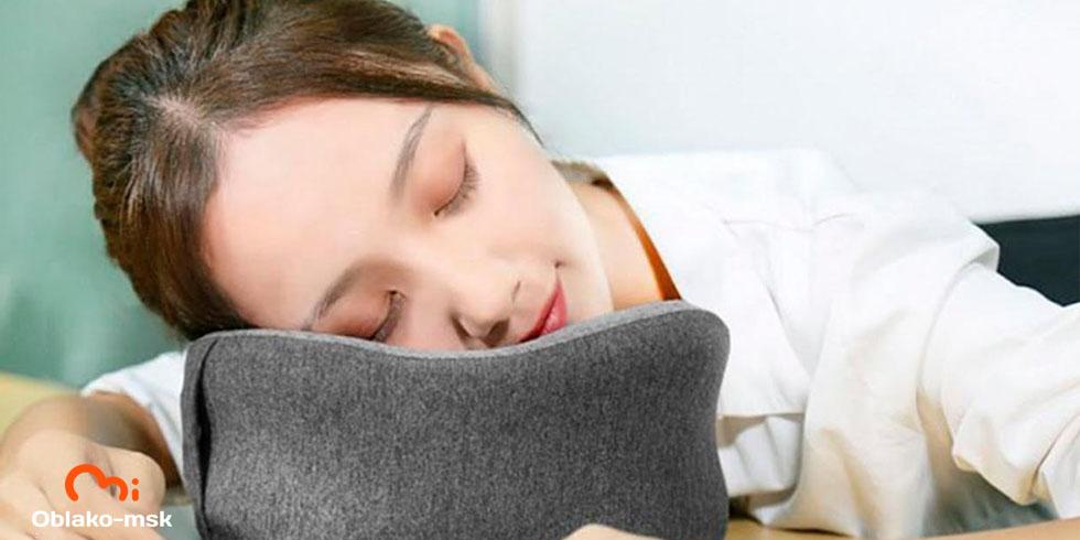 Массажная подушка Xiaomi LeFan Massage Sleep Neck Pillow