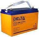 Аккумуляторные батареи источника бесперебойного питания DELTA DTM L на 100Ah