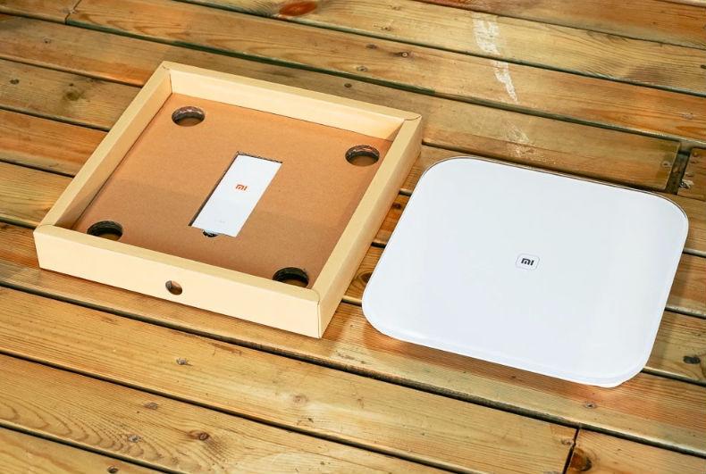 Купить умные весы xiaomi mi scale в Москве. Только оригинальная продукция.