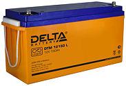 Аккумуляторные батареи источника бесперебойного питания DELTA DTM L на 150Ah