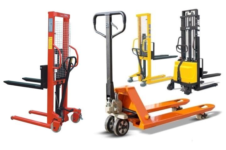 Складское оборудование продается в огромном разнообразии
