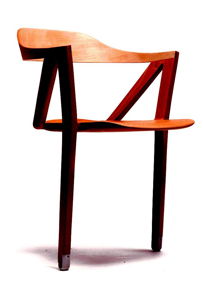 Ортопедический стул для равновесия на двух ножках