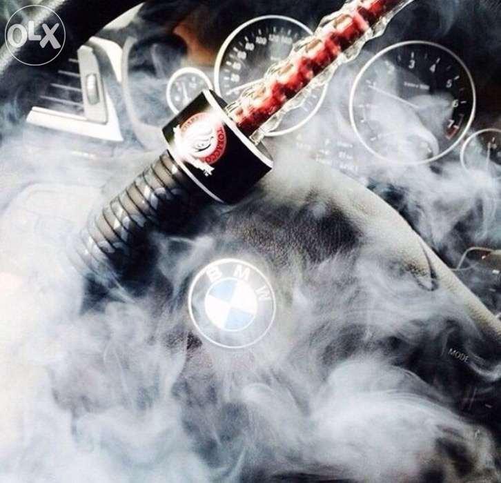 Электронные кальяны Square E-hose 2.0 - безвредное курение. Дым от кальяна