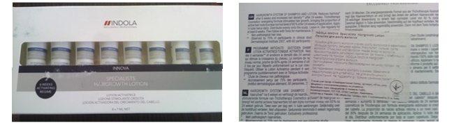 Фотообзор на сыворотку для стимуляции роста волос