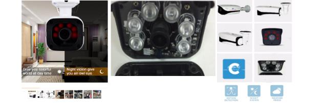 Видеокамера CAICO FY 401