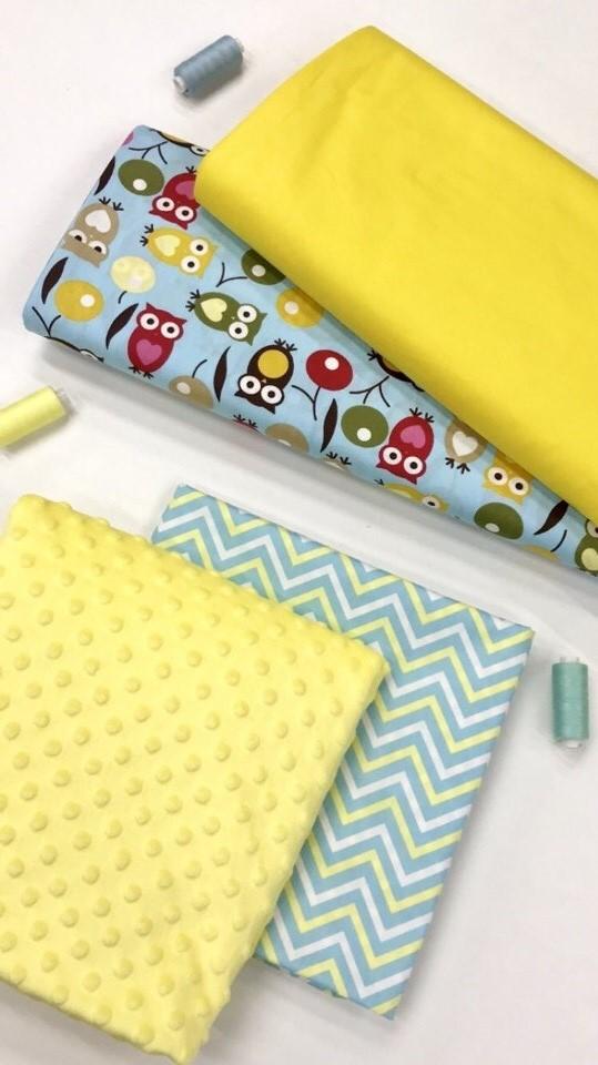 Хлопок для детского постельного белья