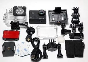 SJ5000: обзор бюджетной и функциональной камеры