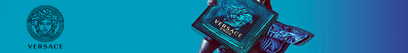 Versace category banner