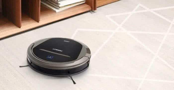 Технология Smart Motion Deebot DM81