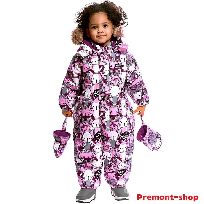 Комбинезон Premont Озорные зайчики в наличии в интернет-магазине Premont-shop