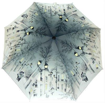 Женский зонтик из Франции Вечерняя прогулка