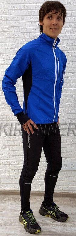 2000777-660094 Костюм беговой Noname Robigo 17 Running blue