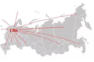 Доставка по Санкт-Петербургу за КАД