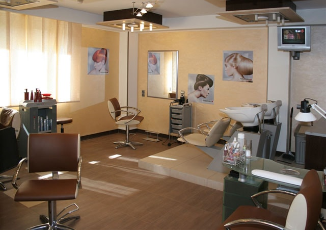 Оборудование для парикмахерских эконом класса