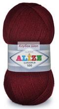 Lanagokl 800 Alize - лучшая пряжа для вязания