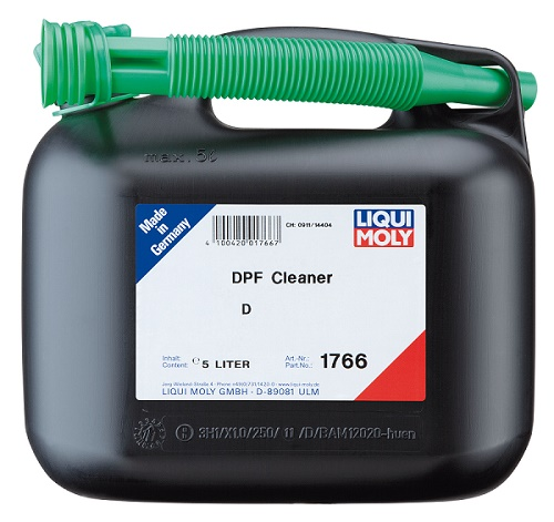 DPF cleaner liqui moly