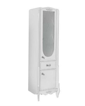 Шкаф-пенал для ванной Эдельформ Луизе