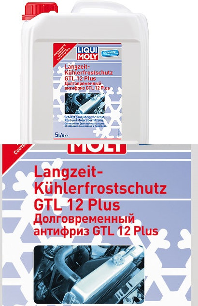 Liqui Moly GTL12 Plus