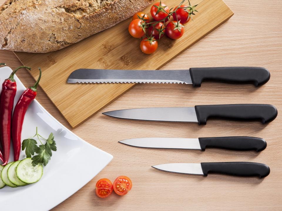 Купить набор кухонных ножей в интернет магазине в Домодедово, Москве, Обнинске, Калуге недорого