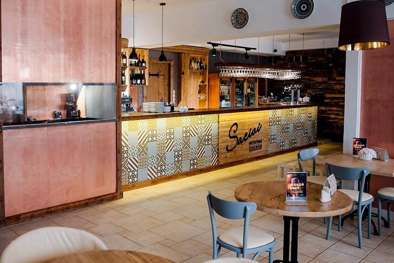Бар-ресторан Сациви