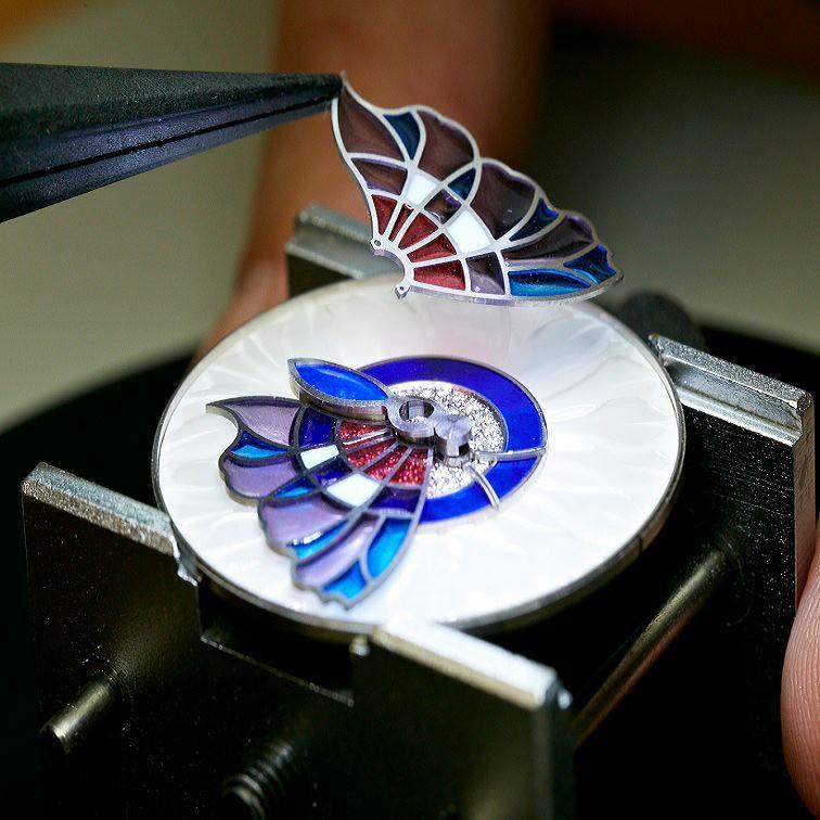 Мировые бренды, работающие  в технике ювелирной эмали