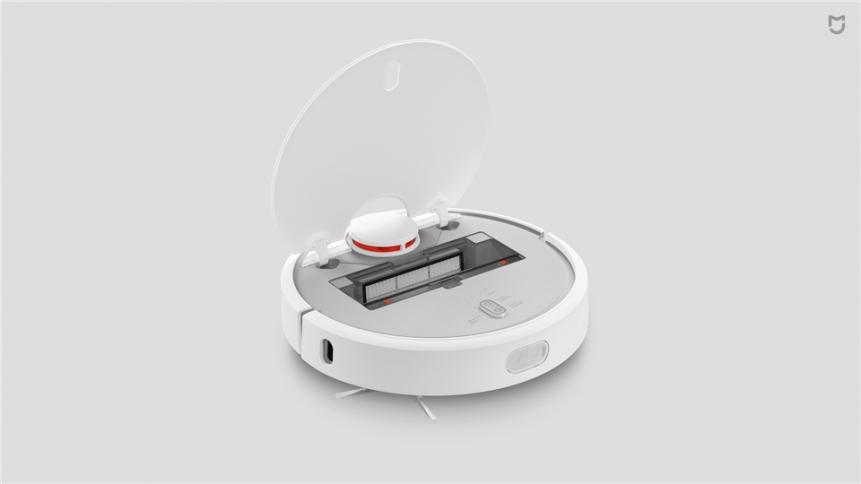 Уникальный в своем роде робот пылесос Xiaomi