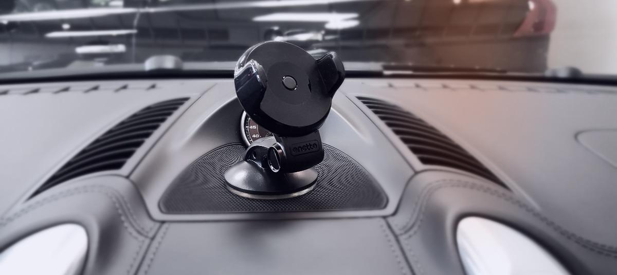 Onetto Easy Flex III Mount - Автомобильный держатель премиум-класса на присоске.