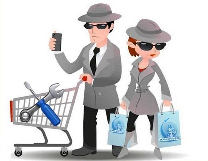 Тайный покупатель должен быть похож на типичного посетителя магазина