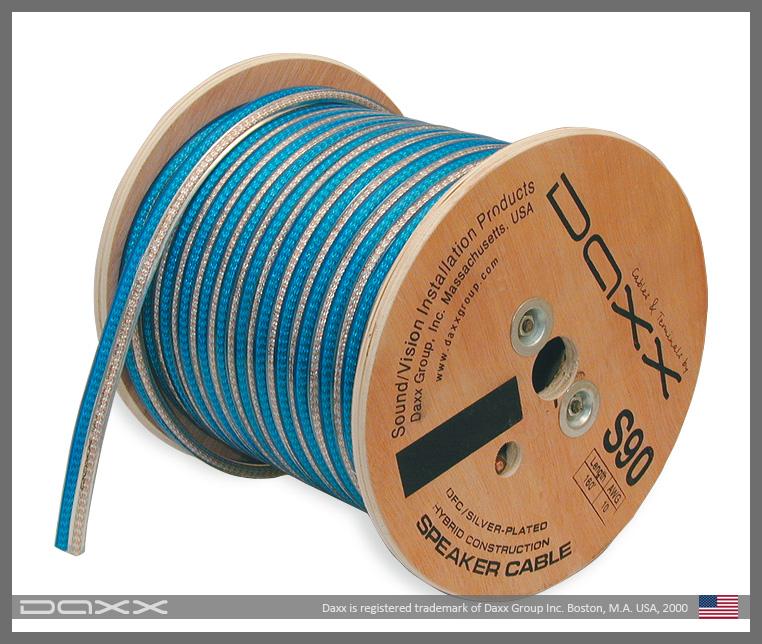 Акустический кабель DAXX S90