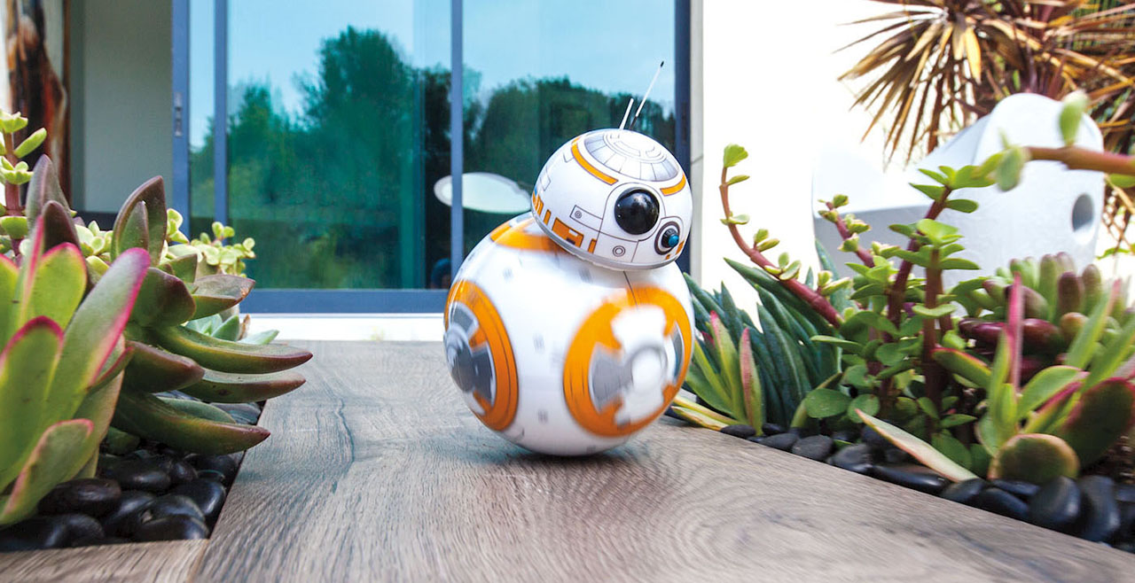 Робот-дроид Sphero Star Wars BB-8