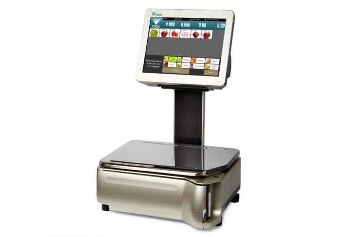 Весы для самообслуживания с возможностью печати этикеток