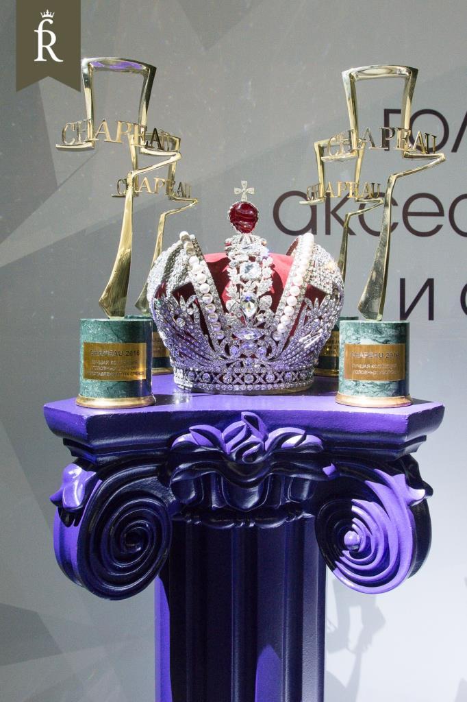 Корона Империи Головных уборов на Шапо-2016