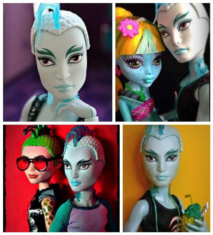 Гил Веббер купить в интернет-магазине Магия кукол