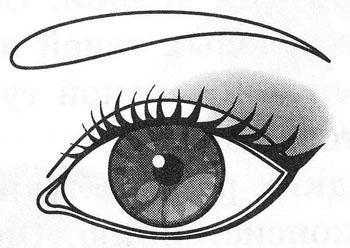 Глубоко посаженные глаза