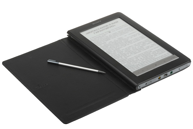 Электронная книга Sony PRS-900 Daily Edition