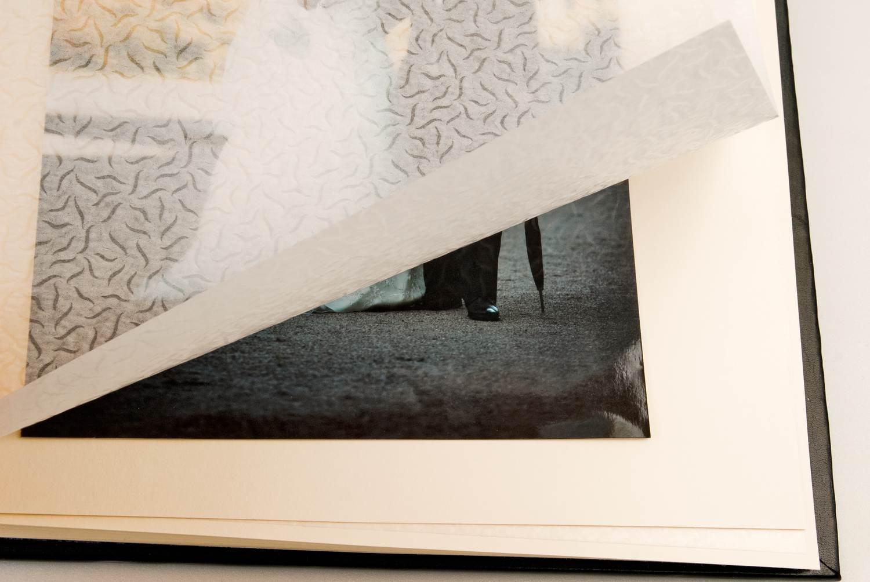 Разворот фотоальбома тезоро