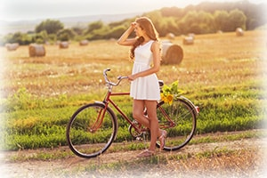 Дорожные односкоростные велосипеды