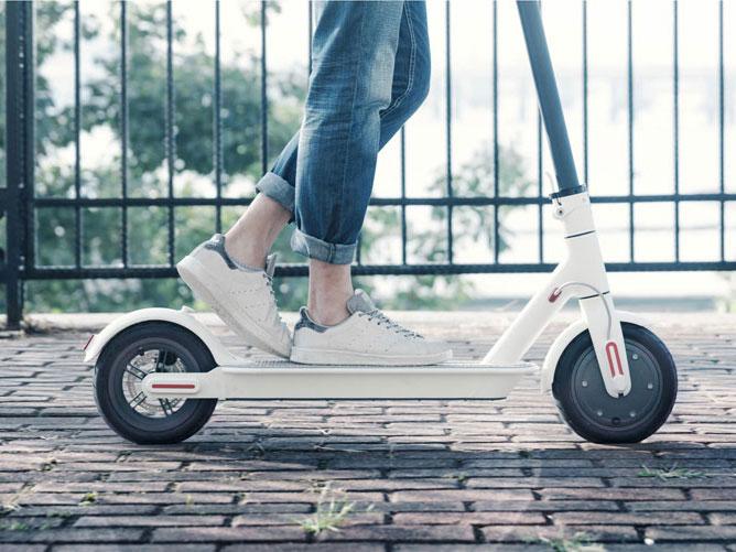 Самокат Electric Motor Scooter: новая совместная разработка Xiaomi и MIJIA