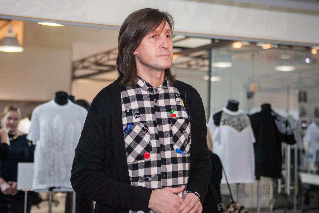 Сергей Сысоев и портновские манекены Royal Dress forms
