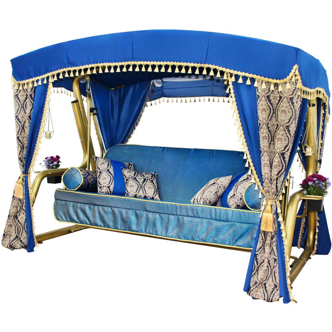 Княгиня синие сбоку