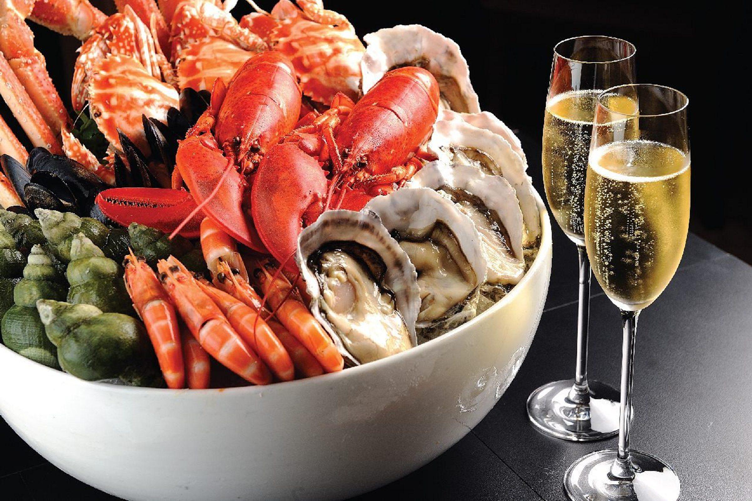 море и морепродукты картинки это одна