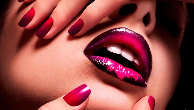 Сочные и яркие краски на ваших ногтях.