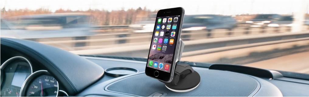 Onetto Easy Flex Magent Suction Cup - Автомобильный держатель премиум-класса на присоске.