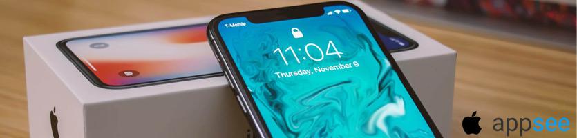 Купить iPhone X в Москве